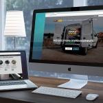 Refonte complète du site web AMS automultiservices