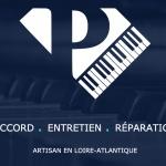 Pianoman.fr - Création du site web
